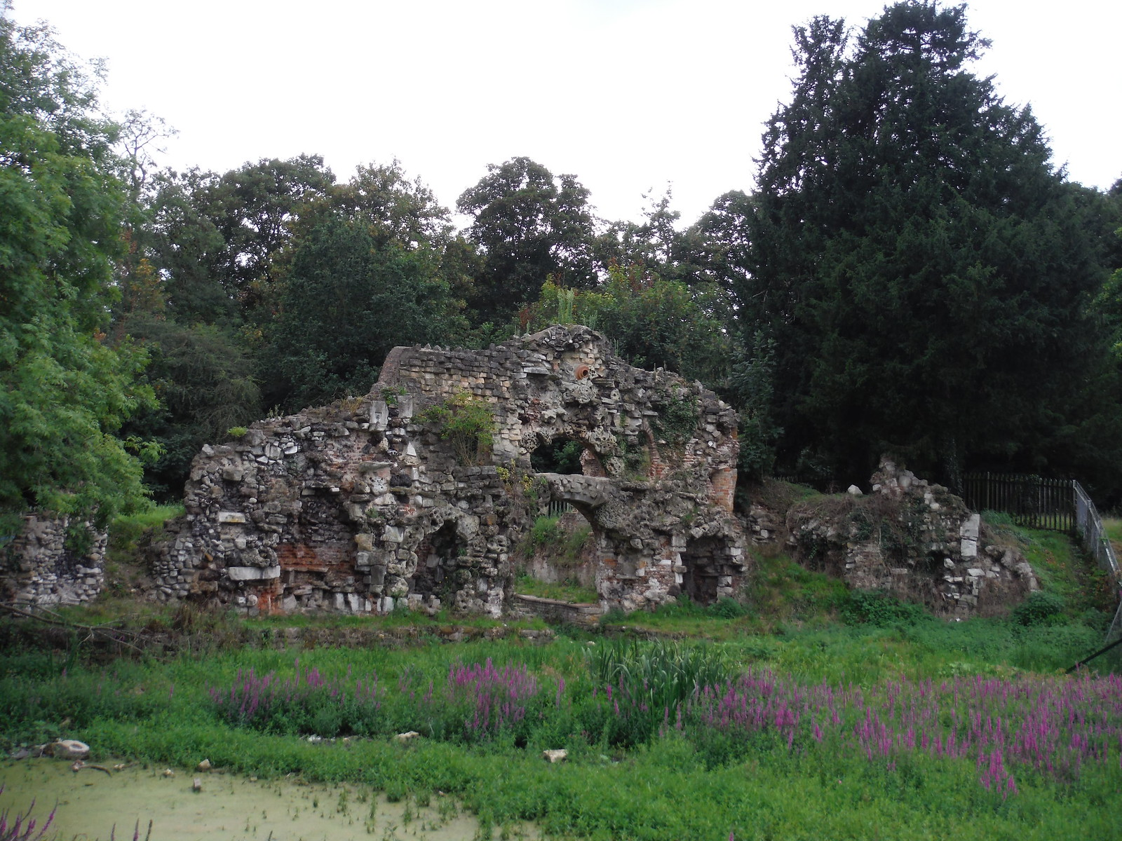The Grotto SWC Walk Short 11 - Wanstead Park