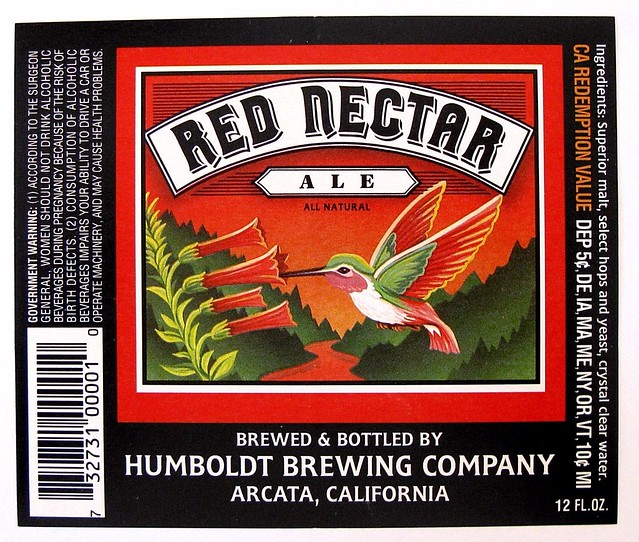 Humboldt-Brewing-Co-RED-NECTAR-ALE-beer-label