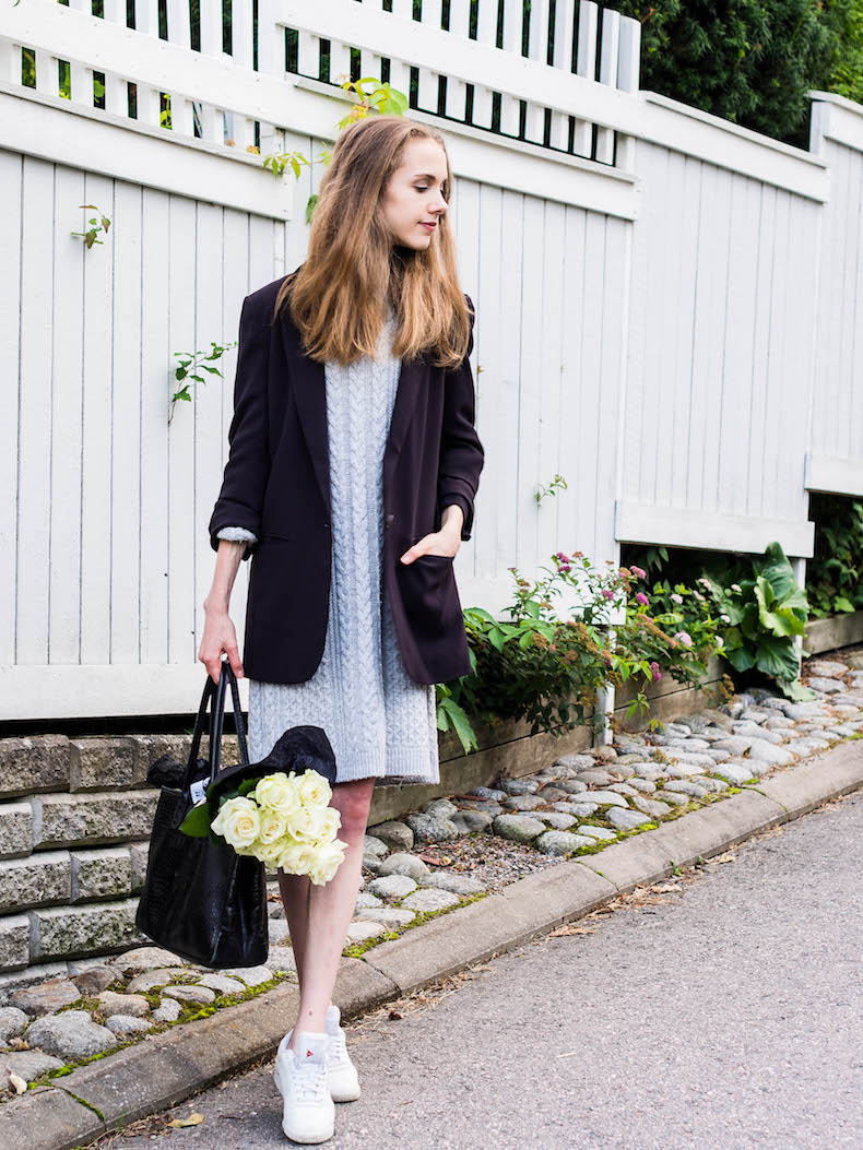 knit-dress-and-boyfriend-blazer