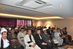 Imams from Erbil Governorate are attending a workshop on peace