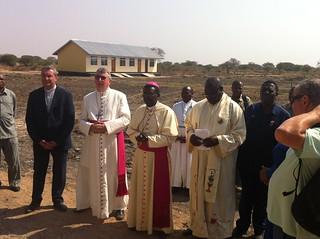 Il viaggio del Vescovo Monsignor Giusti a Chikopelo (Tanzania)