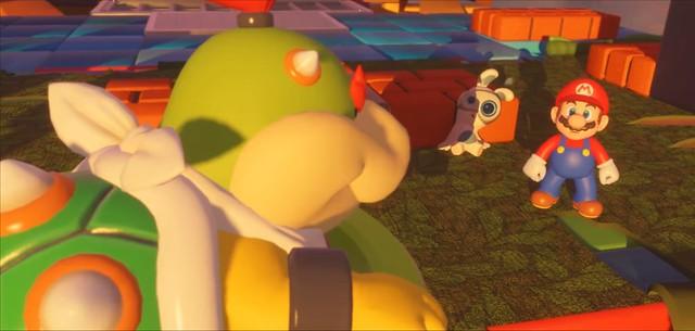 Mario + Rabbids Kingdom Battle - Bowser Jr