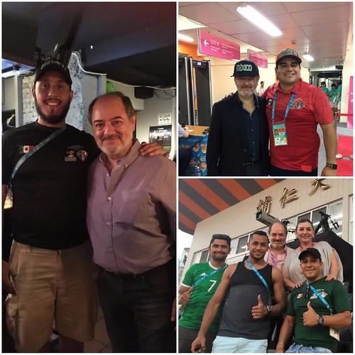 Concluye con gran éxito la participación de la delegación deportiva mexicana en la Universiada Mun