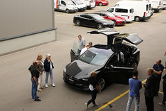 20.08.16: Model X experience
