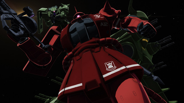 Gundam The Origin VI: Birth of the Red Comet-screenshots