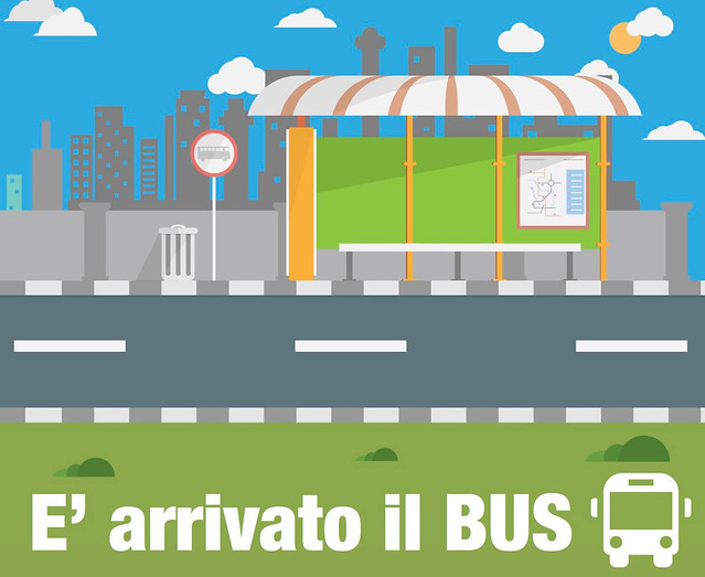 4 bus città