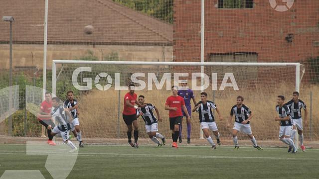 CD Castellón B 0-0 Almenara Atlètic (09/092017), Jorge Sastriques