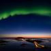 Aurora Borealis at the coast by TerjeLM