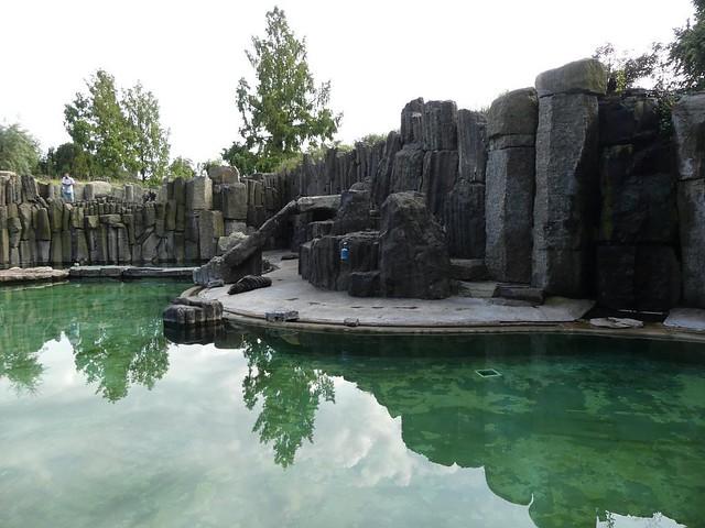 Seebäranlage, Zoo Prag