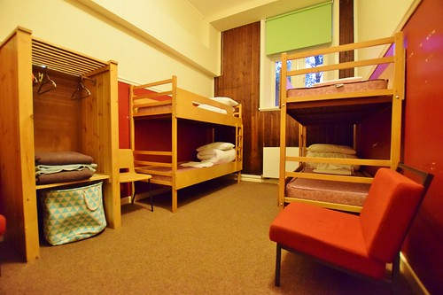 Greenhead Hostel - dorm room