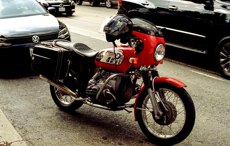 Vintage Beemer Bike