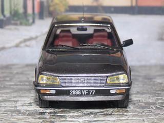 Peugeot 505 GTi - 1984 - IXO
