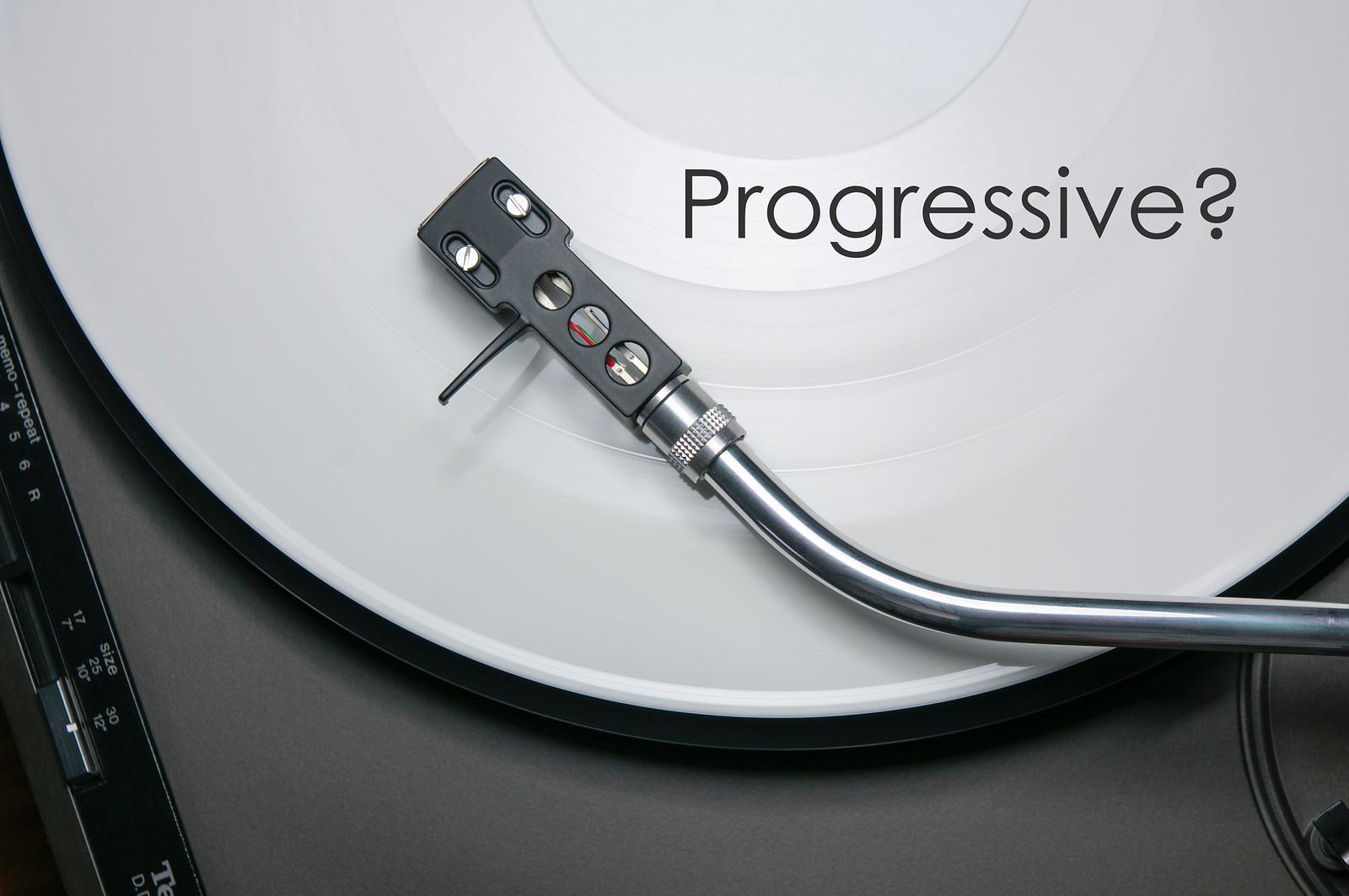 Прогрессивная музыка (© Илья Бирман)