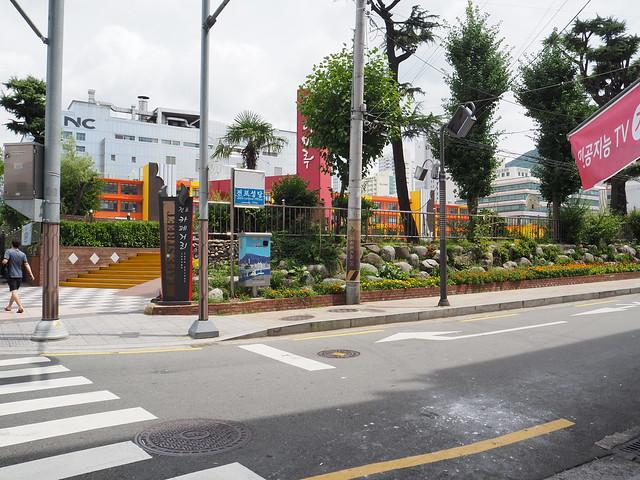 P7164277 釜山・田浦カフェ通り busan