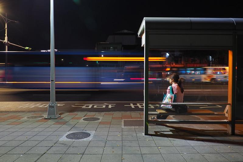 等一個公車|E-M10 Mark III