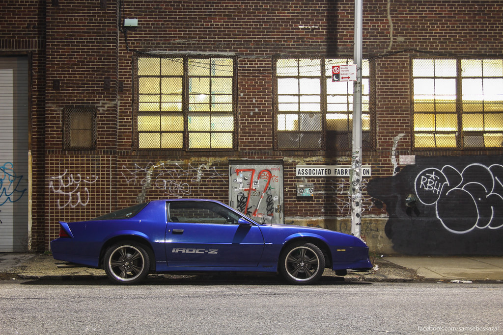 Старые автомобили на улицах Нью-Йорка - 29 samsebeskazal-8334.jpg