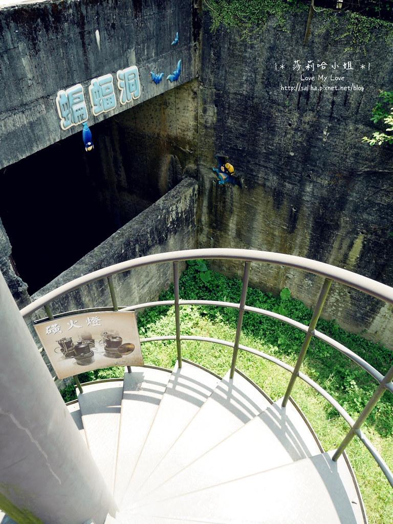 台北信義區一日遊景點和興炭坑蝙蝠洞 (4)