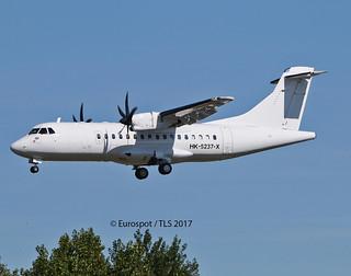 HK-5237-X ATR42 Easy Fly