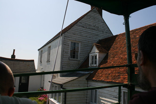 Former pub at Courtsend, Foulness
