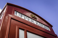 Upper Kirby Red Phone Booth