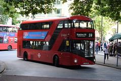AL LT720 @ London Euston bus station