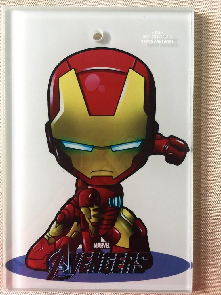 Giá thớt kính cường lực Iron Man 3D iGH3257 tốt thứ nhì thị trường là tại vì sao?