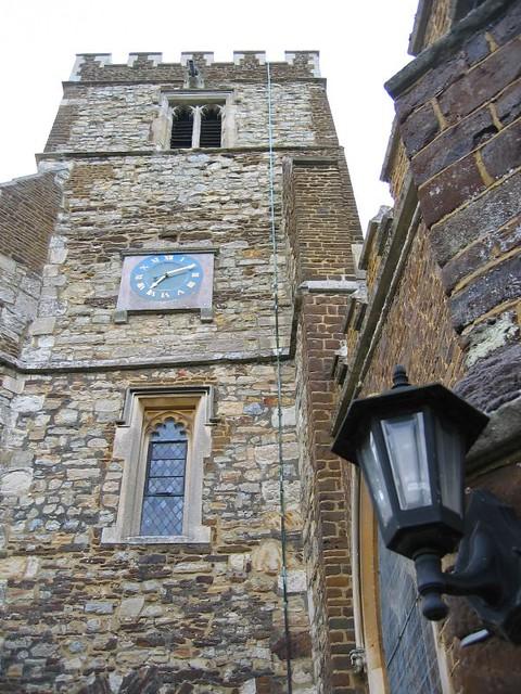 parish church of st botolph, aspley guise