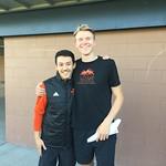 Josh Mullaney and Landon Currie (Sept 29, 2017)