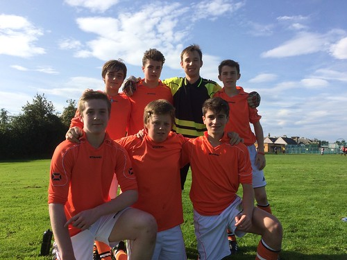 Senior Boys' Football