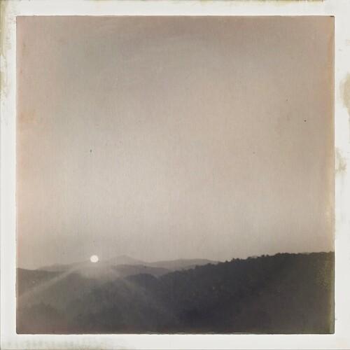 sooc ruleofthirds ipad sunrise monochrome nc iphoneart iphoneography hipstamatic