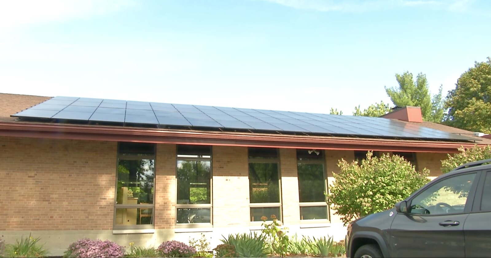 Haslett Community Church Goes Green