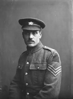 Sergeant Walter Leigh Rayfield / Sergent Walter Leigh Rayfield