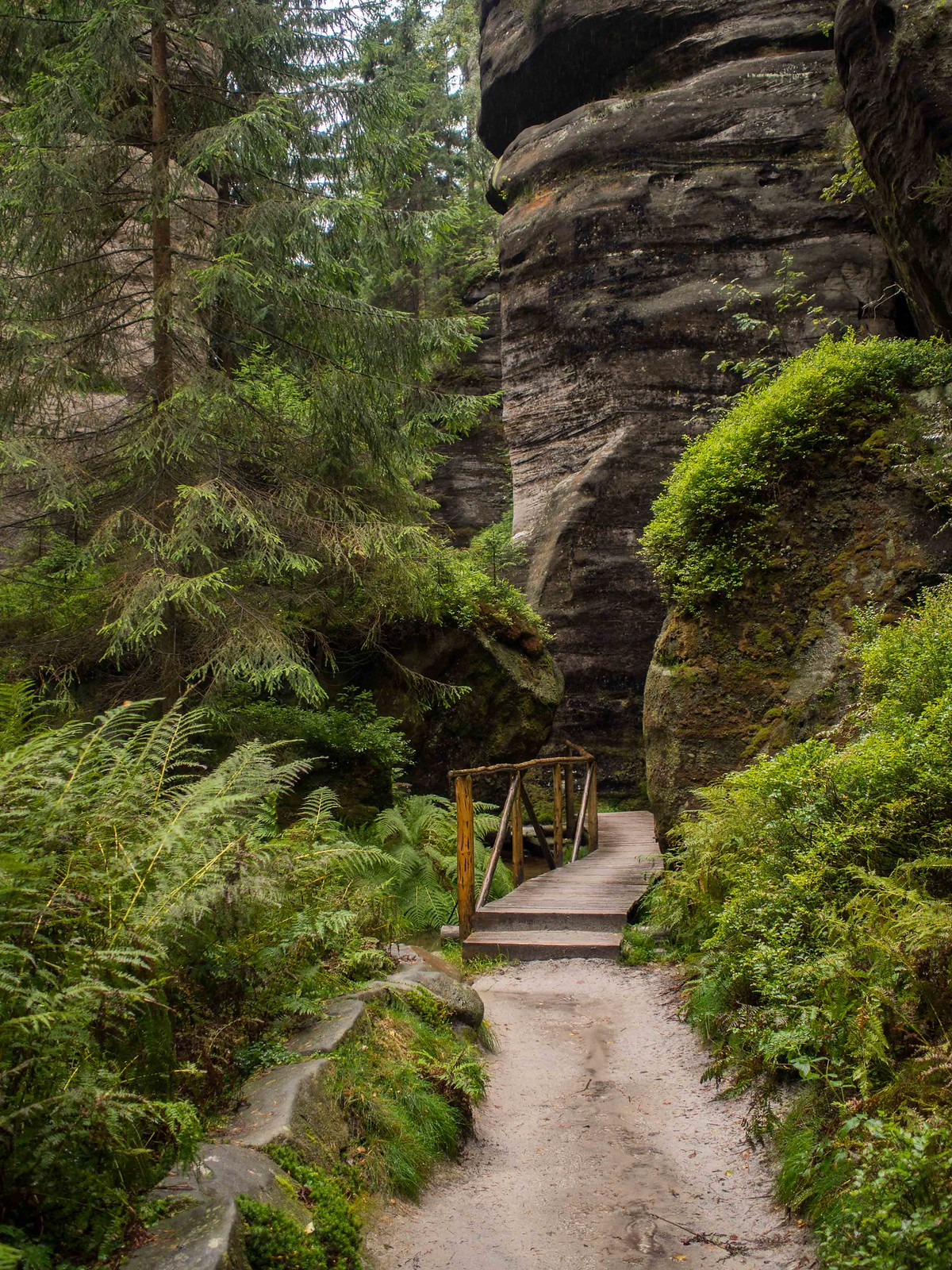 Hiking Czech Republic — Hidden Rock Towns Beyond the Reality | Live now – dream later travel blog