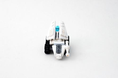 The LEGO Ninjago Movie Ice Tank Polybag (30427)