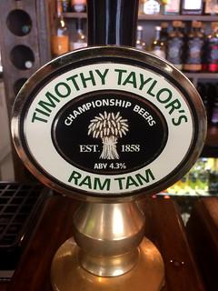 Timothy Taylor's, Ram Tam, England