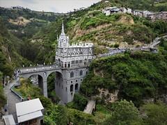 catedral de las Lajas, Ipiales