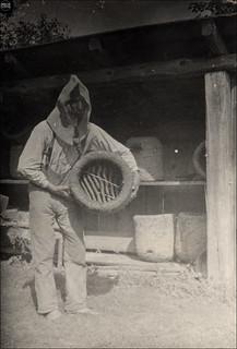 Imker - Bienenzüchter - Deutschland Nord 1930er Jahre