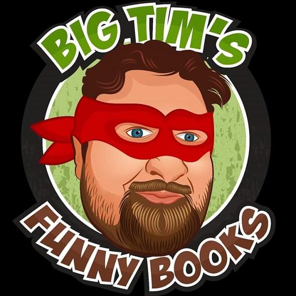 Big Tim's Funny Books