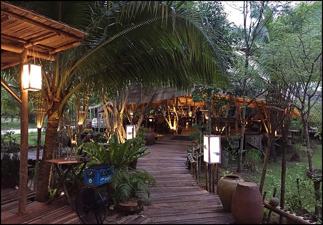 Ruen Mai Restaurant, Krabi