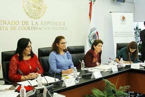 Segunda Comisión de la Permanente 16/ago/17