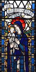 The Blessed Mother of God (Joseph Nuttgens, 1946)