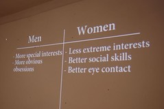 The differences in genders in how #Asperger's is experienced. So insightful to learn this #aspiefacts #autism #asd