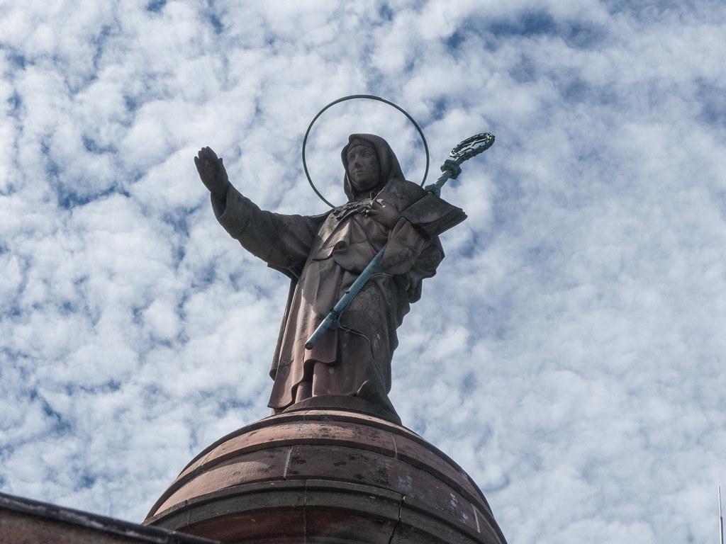Ste Odile , patronne de l'Alsace 35919664883_e0af02bd53_b
