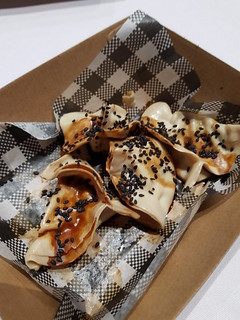 Gyoza from MCEC