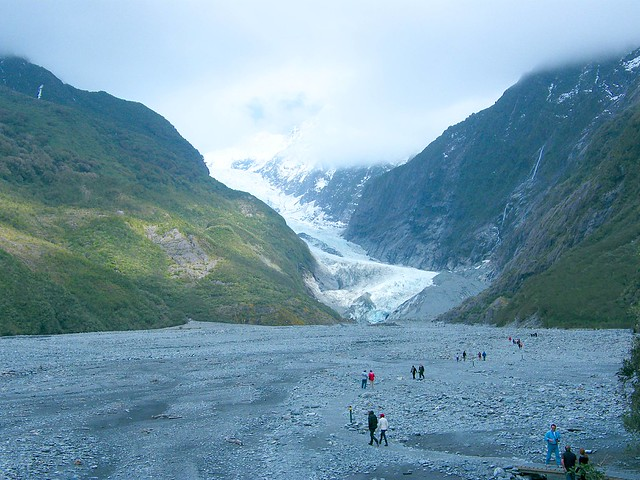 Little People - Big Glacier