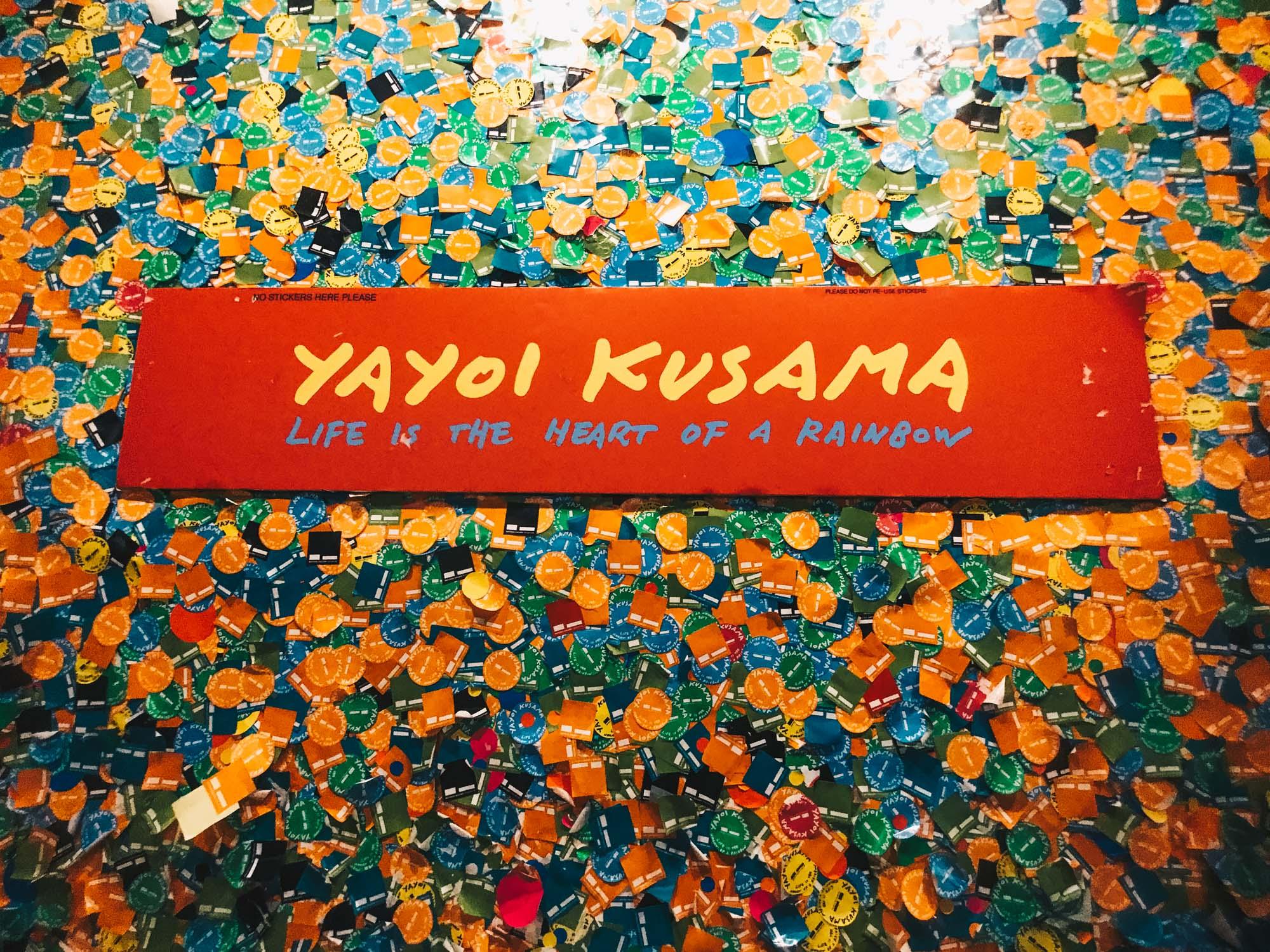 yayoi kusama exhibition singapore darrenbloggie-13