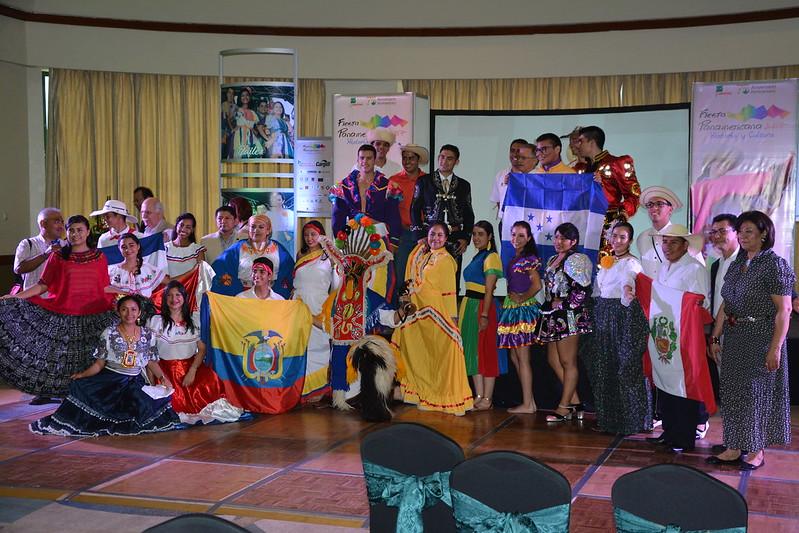 Lanzamiento Fiesta Panamericana 2017