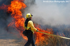 Brush Fire VCFD 28s