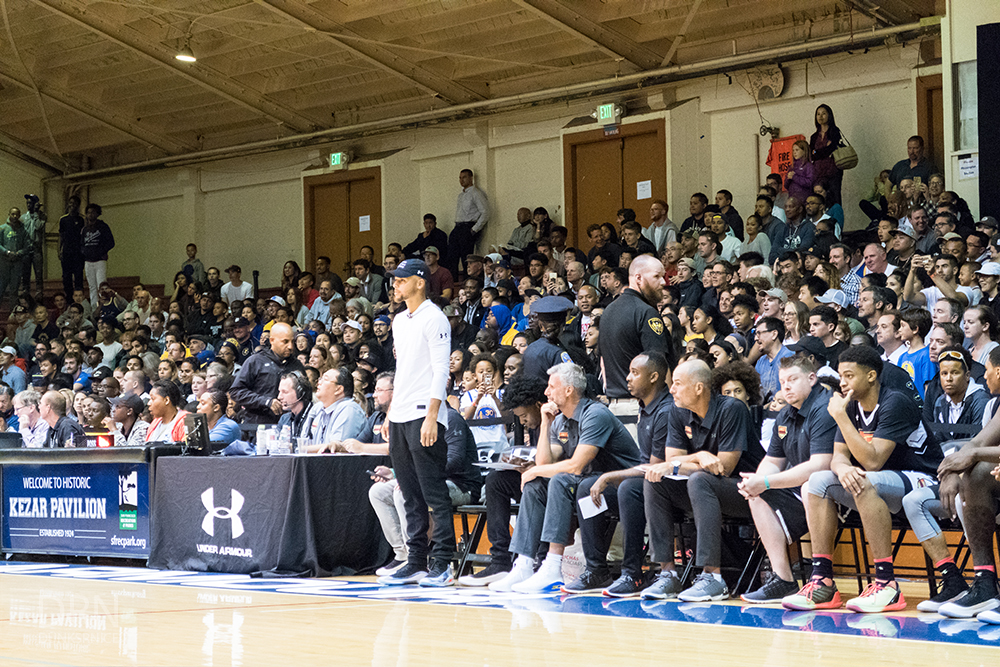 Steph Curry SC30 Select Camp