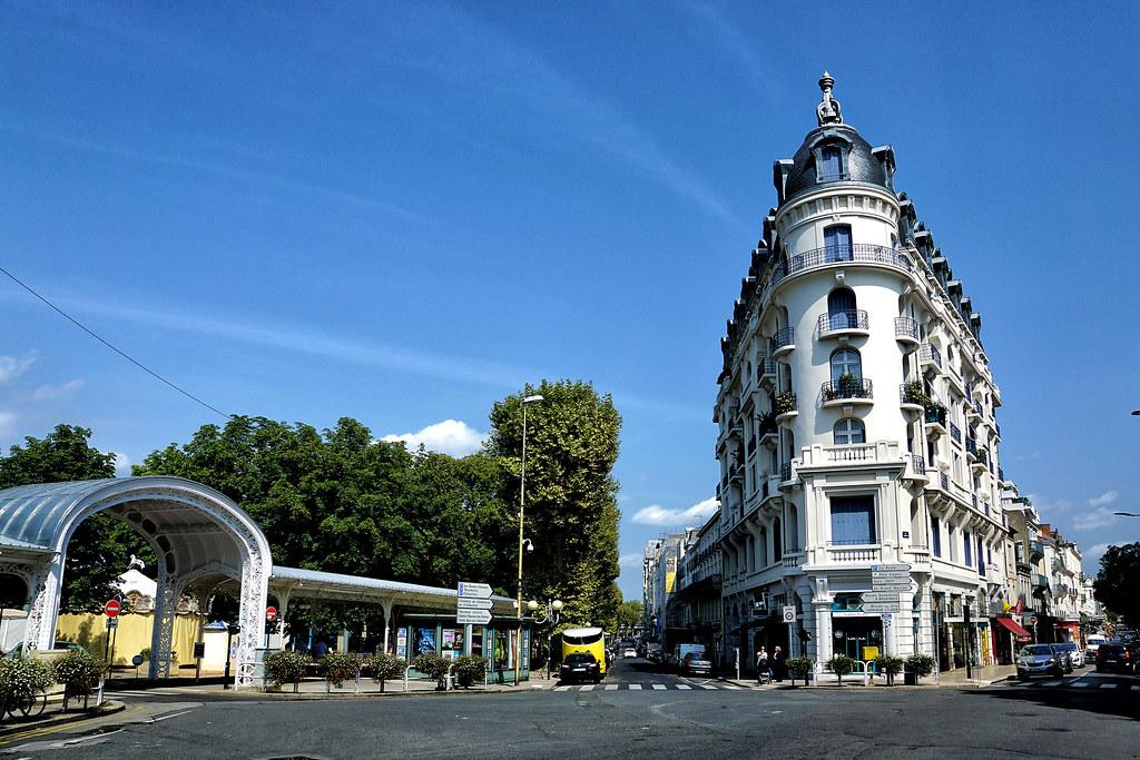 Immeuble à Vichy